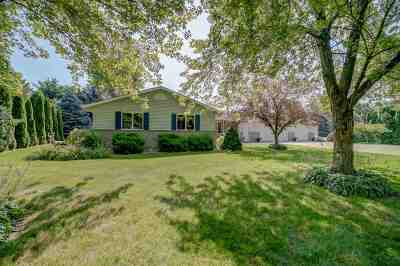 Evansville Single Family Home For Sale: 6048 N Hyne Rd