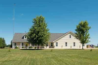 Dodge County Single Family Home For Sale: W9160 Hwy 19
