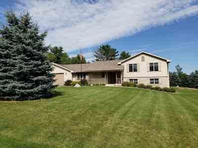 Walworth County Single Family Home For Sale: N6386 Woodridge Dr