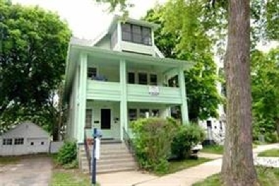 Madison Multi Family Home For Sale: 457 Jean St