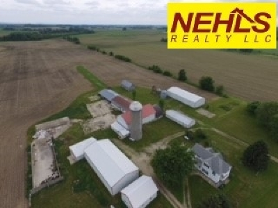 Dodge County Single Family Home For Sale: W10149 County Road S