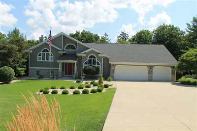 Rock County Single Family Home For Sale: 2812 N Arabian View Dr