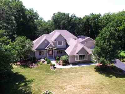 Rock County Single Family Home For Sale: 5201 N Northwood Trace