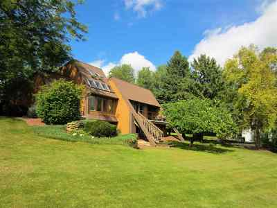 Monroe WI Single Family Home For Sale: $279,500