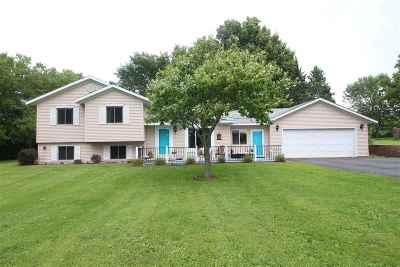 Beloit Single Family Home For Sale: 2639 W St Lawrence Ave