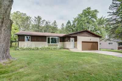 Deforest Single Family Home For Sale: 712 Russell St