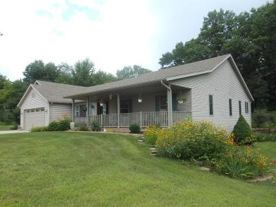 Verona Single Family Home For Sale: 2856 Trail View Rd