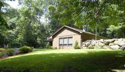 Merrimac WI Single Family Home For Sale: $198,900