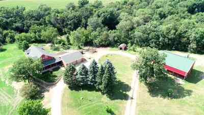 Rock County Single Family Home For Sale: 4835 E Hwy 67