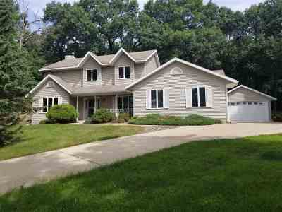 Lodi Single Family Home For Sale: W11626 Demynck Rd