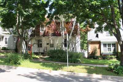 Madison Single Family Home For Sale: 605 Baltzell St