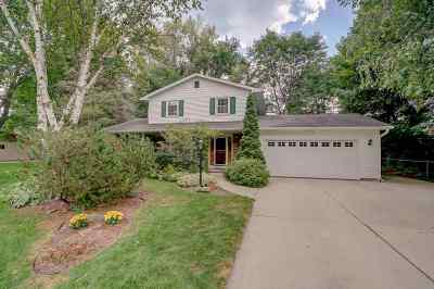 Waunakee Single Family Home For Sale: 5589 Labuwi Ln