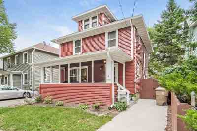 Madison Single Family Home For Sale: 1507 Adams St