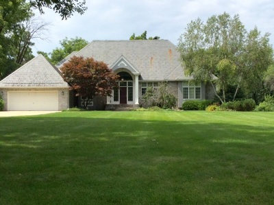 Janesville Single Family Home For Sale: 1517 Parker Ct