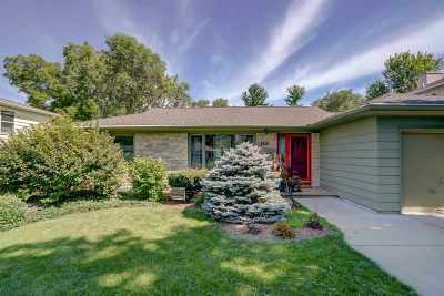 Madison Single Family Home For Sale: 4310 Critchell Terr