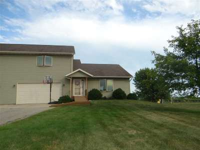 Green County Condo/Townhouse For Sale: N8866 Hannah Rd