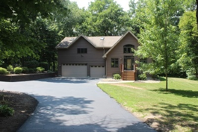 Sauk County Single Family Home For Sale: E13613 Grace St