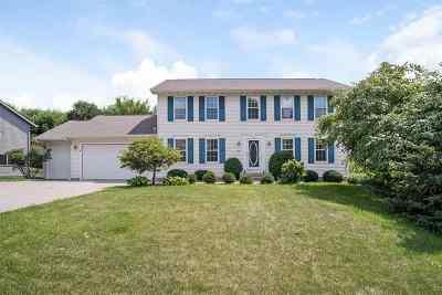 Madison Single Family Home For Sale: 2916 Richardson St