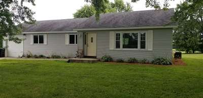 Single Family Home For Sale: 1405 Hommen Rd
