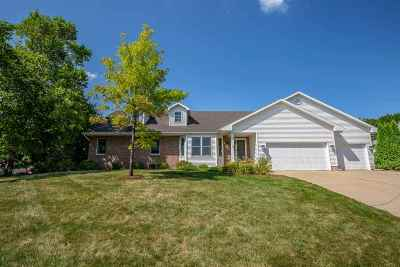 Sun Prairie WI Single Family Home For Sale: $284,900