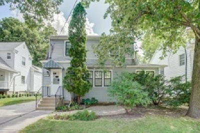 Madison Single Family Home For Sale: 2459 Commonwealth Ave
