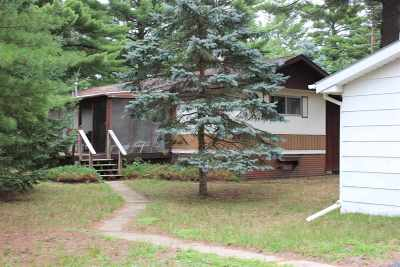 Friendship WI Single Family Home For Sale: $64,900