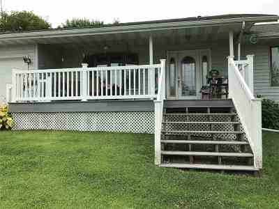 Columbia County Single Family Home For Sale: N1577 Kroncke Rd