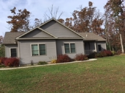 Wisconsin Dells Single Family Home For Sale: 368 Deerfield Ct