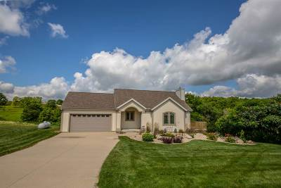 Green County Single Family Home For Sale: W8814 Hwy 39
