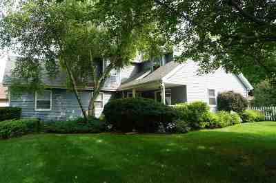 Waunakee Single Family Home For Sale: 1701 Manchester Crossing