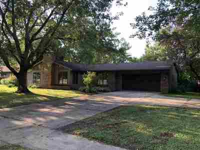 Madison Single Family Home For Sale: 6718 Old Sauk Rd