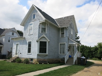 Evansville Single Family Home For Sale: 26 Garfield Ave