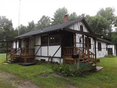 Wisconsin Dells Single Family Home For Sale: W14901 Gulch Rd