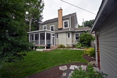 Madison Single Family Home For Sale: 2605 Gregory St