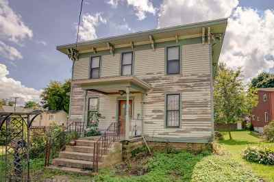 Stoughton Single Family Home For Sale: 317 W Main St