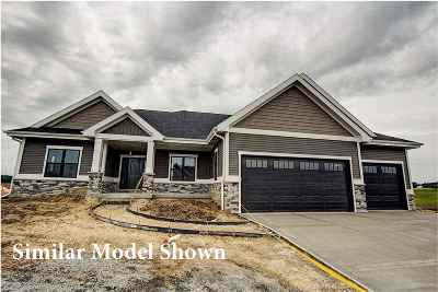 Verona Single Family Home For Sale: L1 Stony Ridge Cir