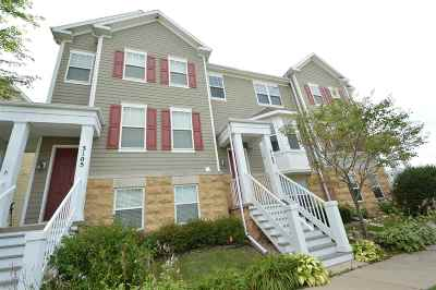 Sun Prairie Condo/Townhouse For Sale: 3103 Prospect Dr