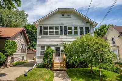 Madison Single Family Home For Sale: 3122 Lindbergh St