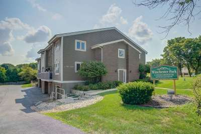 Madison WI Condo/Townhouse For Sale: $128,900
