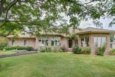 Dodge County Single Family Home For Sale: N6052 High Point Rd