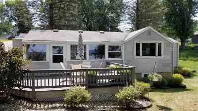 Lodi Single Family Home For Sale: W12636 Pleasant View Park Rd
