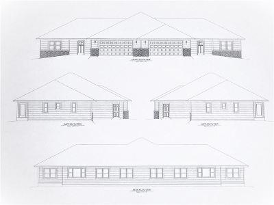 Dodge County Single Family Home For Sale: Unit 1 Baker Blvd