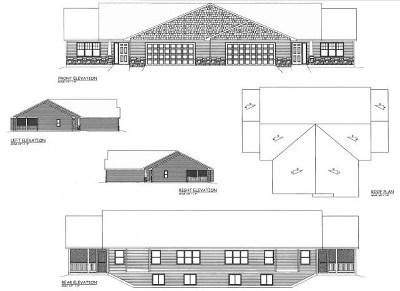 Dodge County Single Family Home For Sale: Unit 4 Baker Blvd