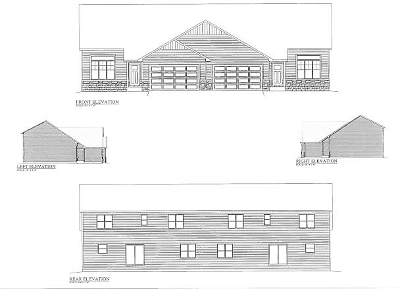 Dodge County Condo/Townhouse For Sale: Unit 6 Baker Blvd