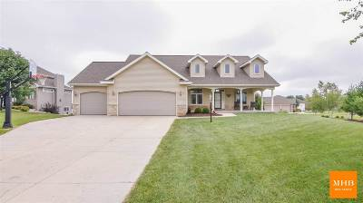 Waunakee Single Family Home For Sale: 6480 Harvest Moon Ct