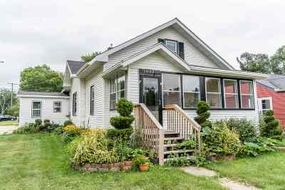 Wisconsin Dells Single Family Home For Sale: 1032 Church St