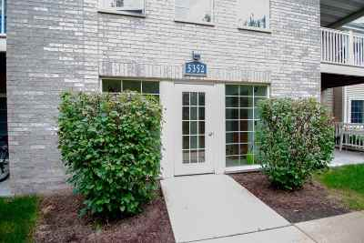 Madison Condo/Townhouse For Sale: 5352 Congress Ave #1