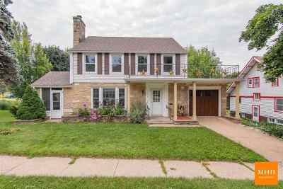 Mount Horeb WI Single Family Home For Sale: $280,000