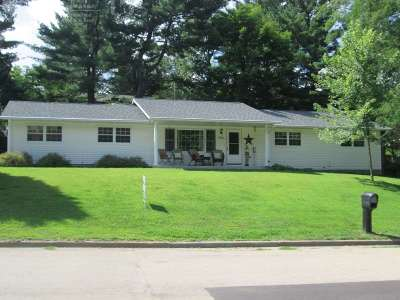 Wisconsin Dells Single Family Home For Sale: 1414 Michigan Ave