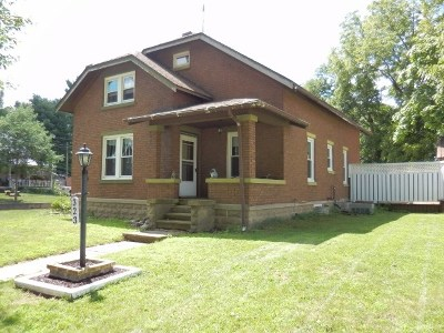 Single Family Home For Sale: 323 S Main St